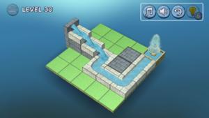 flow water攻略:BASIC30 ゴール
