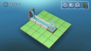 flow water攻略:BASIC1ゴール