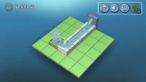 flow water攻略:BASIC2ゴール