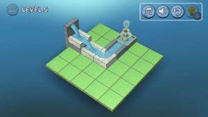 flow water攻略:BASIC5ゴール