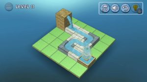 flow water攻略:BASIC11ゴール