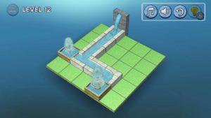flow water攻略:BASIC12ゴール