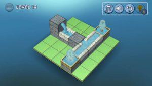 flow water攻略:BASIC14ゴール
