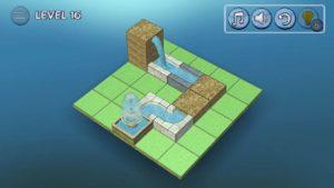 flow water攻略:BASIC16ゴール