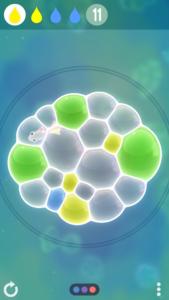 タイニーバブルス攻略:分子体
